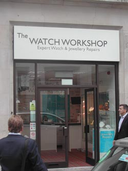 Watch Workshop - Eastcheap